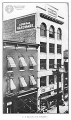 C. F. Braunlich & Co., General Hardware Store Building (Ohio County Public Library) Tags: wheelingwv wheeling marketstreet cfbraunlichco braunlichhardware cfbraunlich hardwarestore hardwarecompany hardware hotelhadorn chasbraunlich charlesfranklinbraunlich godfreyhadorn