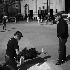 Around London (christiandein) Tags: london streetphotography people