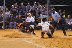 DSC06535 (markdjoiner@gmail.com) Tags: softball highschool wildcats locustfork ahsaa sports sony a99ii tamron blounty county pennington hayden tigers