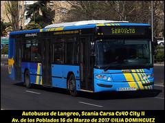 idnb1779-Langreo30 (ribot85) Tags: castrosua cs40 autobus autobuses autocar coach madrid langreo