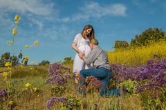IMG_0250 (photos_by_EmilyRose) Tags: maternity flowers field momtobe babybump baby