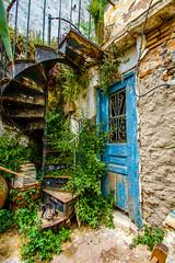 Anafiotika - Athens - Greece (Ioannisdg) Tags: greatphotographers ioannisdg flickr greece ioannisdgiannakopoulos anafiotika igp athens attica gr
