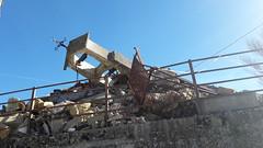 campanile di Casale (Piolla90) Tags: nel cratere del terremoto amatrice montereale comune abruzzo lazio 2016 2017 centro italia centre center italy earthquake campanile di casale chiesa church