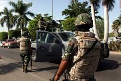 """Marinos abaten a """"Pancho Chimal"""", jefe de escoltas del hijo de El Chapo (conectaabogados) Tags: chapo """"pancho abaten chimal"""" escoltas hijo jefe marinos"""