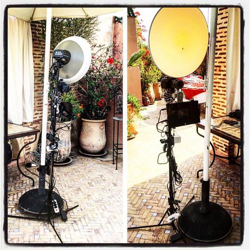 Mon premier Photobooth spécial Marrakech pour la soirée de mes 50ans !!! #lookaphoto #photobooth