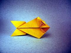Torpedo Shark - Stéphane Gigandet (Rui.Roda) Tags: origami papiroflexia papierfalten torpedo shark stéphane gigandet