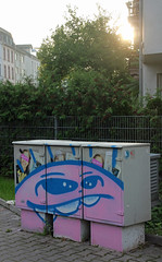 3-Kasten-Ghost (universaldilletant) Tags: graffiti frankfurt spot ghosts cityghost cityghosts