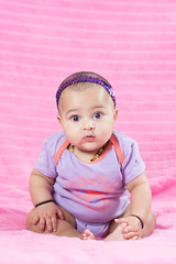 tasmiya (burhankhan) Tags: new pink baby girl kids children 50mm born nikon f18 strobist d7100 yongnuo