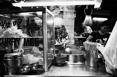 Penang (Luminor) Tags: leica sea people food heritage real island mono blackwhite site asia places georgetown unesco malaysia penang xv vario apsc leicaimages localscences streetoggs