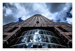 Messe Turm Frankfurt_web (vschh) Tags: city urban architecture angel canon buildings germany eos wide architektur frankfurtammain weitwinkel 70d