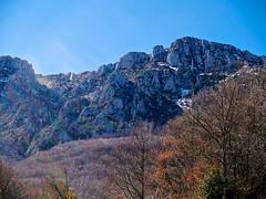 Cresta del Palomares (Intento)