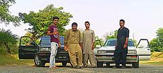 Travelers :) (KASHIF_AFRIDI) Tags: tourism boys car museum toyota traveler taxila cantt dessi