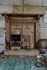 CC-8 (StussyExplores) Tags: fire scotland cow decay cottage places explore taps behind left exploration derelict urbex adandoned derp grampian rurex