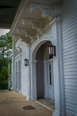 Entrance - Edgewood (JWSherman) Tags: mississippi style places things southern edgewood mansion brookhaven brookhavenmississippiedgewoodmansionderelict