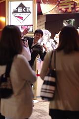 ! (fukapon) Tags: people girl tokyo photographer pentax f14 cosina voigtlander voigtlaender  akihabara akiba 58mm nokton voigtlnder k3   lovelive voigtlander58mmf14slii