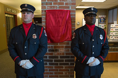 guard honor firedepartment exhibithall firemuseum jonathankennedy northcharleston ncfd