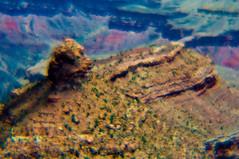 AZ - Grand Canyon Day 2 - Oil Painted - 07-26-14 (mosley.brian) Tags: arizona grandcanyon az grandcanyonnationalpark dianalens dianalensonadigitalbody diana110mmlens