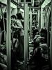 Metro (Ignacio M. Jiménez) Tags: madrid españa espana spain metro cruzadas thechallengefactory ignaciomjiménez
