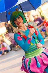 Pixar Play Parade (heytherejere) Tags: dancers disneyland disney bugs disneycaliforniaadventure disneycastmembers disneyparks pixarplayparade abugslife