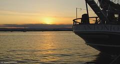 Marcantonio (Maurizio Formati) Tags: sunset italy boat barca italia tramonto sail sicily sicilia siracusa ortigia flickrsicilia d7000 maurizioformati
