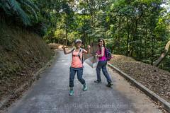 The front leaders... (antwerpenR) Tags: china girls hk girl cn hongkong asia southeastasia meetup hike girlz asean hikingyuentsuenancienttrail