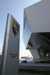 Porsche Zentrum, Stuttgart!