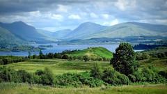 Scottish scenery (PeterCH51) Tags: scotland scottish highlands scottishhighlands lake loch nature scenery landscape scottishscenery scottishlandscape mountains hills uk gb peterch51 lochawe cladich inexplore explored explore