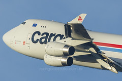 LX-UCV (rcspotting) Tags: cargo boeing cargolux vcp 747400f avgeek lxucv sbkp rcspotting