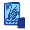 HERON-card (emily dyer) Tags: silhouette card folded greetingcard svg papercut diecut foldedcard