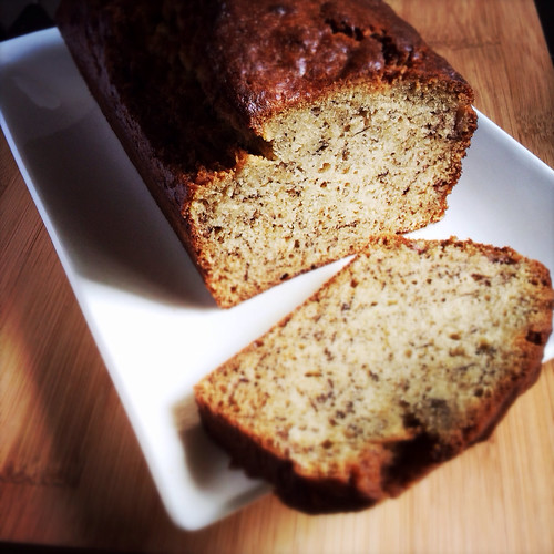 Best, Banana, Bread,  easy, recipe, 香蕉, 麵包