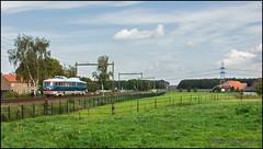 10 Oktober 2014 - NS 20 ''Kameel'' - Hattemerbroek (EnricoSchreurs) Tags: en oktober museum train canon eos october ns tram railway zug camel 20 nederlands trein spoorwegen noord nsm 2014 nederlandse spoorwegmuseum kameel 600d nnttm hattemerbroek ns20