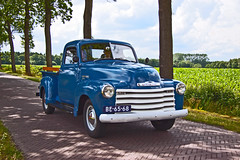 Chevrolet 3100 Pick-Up Truck 1949 (2800) (Le Photiste) Tags: nederland thenetherlands photographers loveit explore clay trucks universal autofocus ineffable iloveit friendsforever ilikeit simplythebest finegold greatphotographers themachines lovelyshot gearheads explored digitalcreations inmyeyes carscarscars inexplore beautifulcapture americantrucks damncoolphotographers myfriendspictures artisticimpressions simplysuperb creativephotogroup thebestshot digifotopro carscarsandmo