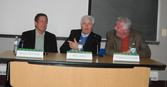 "Walt Hunter, Bill Daly & Pat McDade disuss ""Duffy's Cut: Why It Matters"""