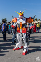 Gundam (andrea.prave) Tags: festival comics cosplay cartoon manga games lucca disney videogames strip comix fumetti cosplayer toon dccomics marvel gundam fiera コスプレ bandedessinée fumetto cartoni luccacomics luccacomicsgames コミック luccacg luccacomicsgames2014 luccacg14 teleflm