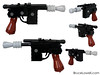 "LEGO Han Solo Pistol (BlasTech DL-44 Heavy Blaster Pistol) • <a style=""font-size:0.8em;"" href=""http://www.flickr.com/photos/44124306864@N01/15528710495/"" target=""_blank"">View on Flickr</a>"
