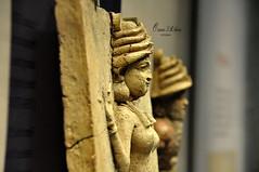 The Queen of the Night Relief (Osama S.M. Amin FACP, FRCP(Glasg), FAHA) Tags: terracotta iraq goddess britishmuseum mesopotamia burneyrelief ishtar inanna isin ereshkigal larsa lilitu queenofthenightrelief