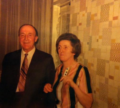 Robert McGarrigle and Betty Dickson 1970?s