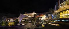 Promenada - Chiang Mai (Marty Johnston) Tags: retail architecture night shopping asian thailand evening asia neon commerce commercial thai shoppingmall chiangmai leisure lanna promenada