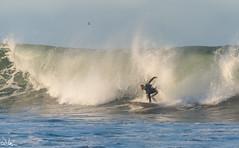 Good Day (SlocumPhotography) Tags: california surfer pismo shellbeach 200mm samsungnx