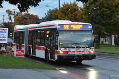 TTC NovaBus LFS Artic #9071 (SteveC123!) Tags: new toronto bus public ttc transit lfs bendy artics novabus
