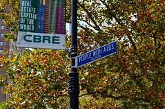 City Hall Park (gigi_nyc) Tags: nyc newyorkcity summer lowermanhattan civiccenter municipalartssociety summerstreets summerstreets2014 publicartintheciviccenter