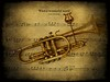 What we play is life (view[ ¤ ]finder) Tags: trumpet jazz horn louisarmstrong memoriesbook