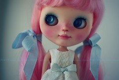 A Doll A Day. Oct 19.  Little Bow Blue