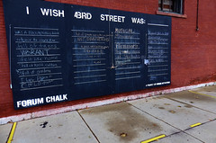 Wishes (Moments-of-Kodak) Tags: street chicago was forum il wish 43rd bronzeville i