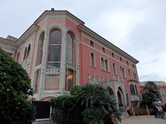 The Villa Ephrussi de Rothschild (dlge) Tags: pink france decoration facades ctedazur villas exteriors frenchriviera stjeancapferrat villaephrussiderothschild