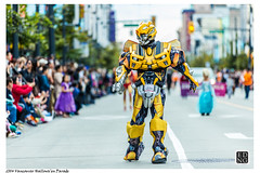 2014 Vancouver Halloween Parade & #Expo (Ed Ng Photography) Tags: streets halloween yellow vancouver downtown streetphotography parade bee bumblebee transformers granvillest yvr mechanic mechanism granvillestreet autobots vancity eventphotography edng technobots halloweenexpo edngphotography ageofextinction 2014vancouverhalloweenparade vancouverhalloweenexpo