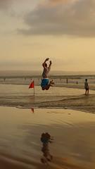 ~10-12-14 Kuta Beach Sunset #42~