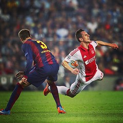 Arkadiusz Milik #Ajax (Best Bet On The Web) Tags: square squareformat mayfair iphoneography instagramapp uploaded:by=instagram
