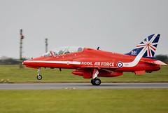 BAe Systems Hawk T1A XX278 (Scotty2681) Tags: hawk systems bae redarrows raf t1a xx278