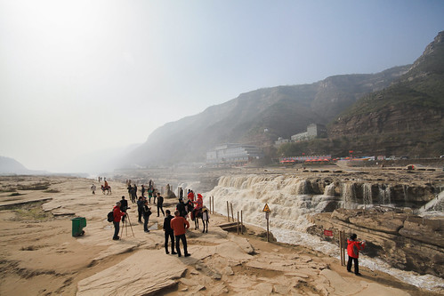 HUKOU WATERFALL-10